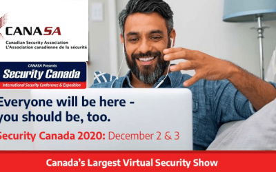 Security Canada 2020